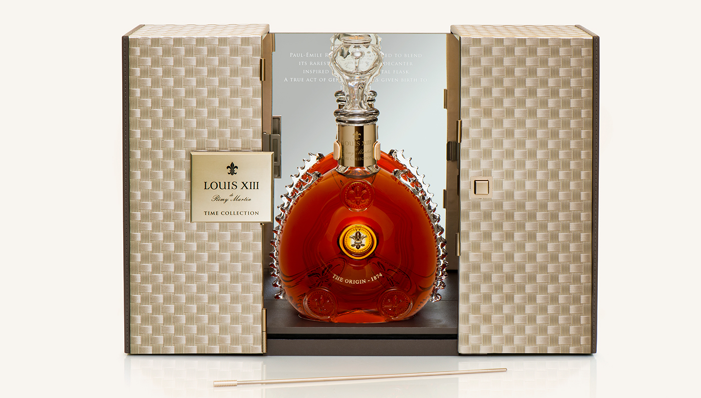 Louis XIII - Time Collection