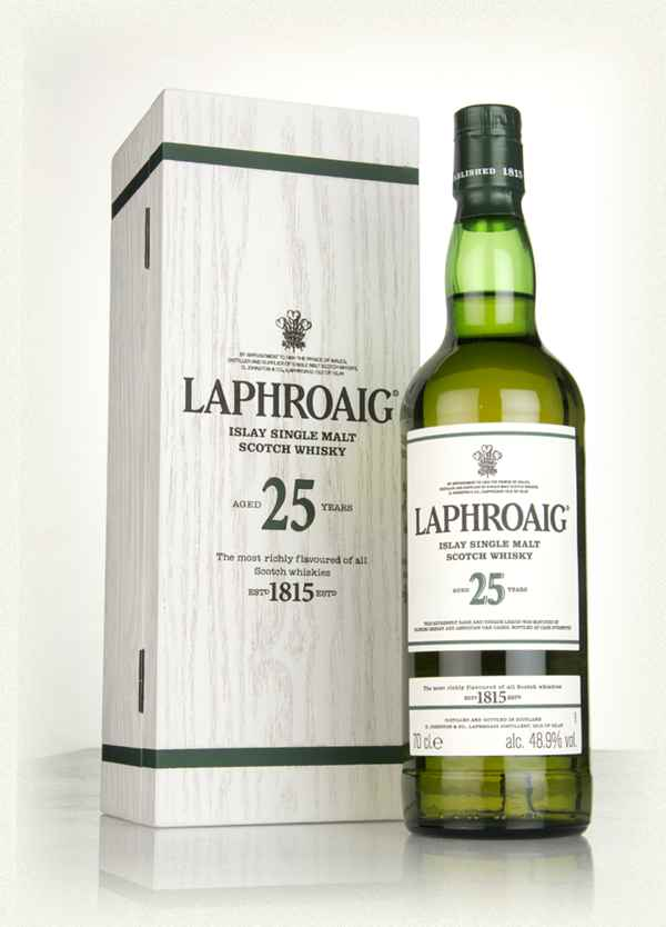 Laphraoaig 25 years - 2017