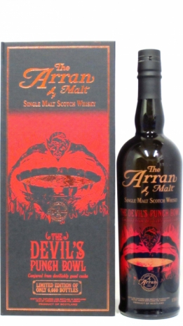 Arran Devil's Punch Bowl 1 -  52.3°
