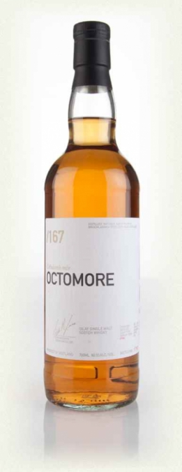 Bruichladdich Octomore II 2004 - 2011 The Beast 60.5°