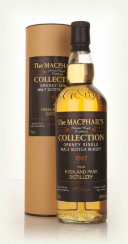 Highland Park 1987 Macphails Collection