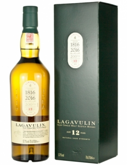 lagavulin 12 years - 2016