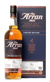 Arran 1996 - 19Y 50.8° 10Y The Nectar