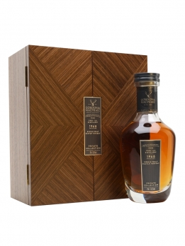 Caol Ila 1968 - 50 years - G&M - 52.5°