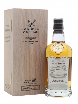Caol Ila 1984 - 34 years - G&M - 52.5°