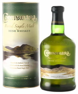 Connemara Peated SIngle Malt 40°