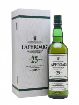 Laphraoaig 25 years - 2016