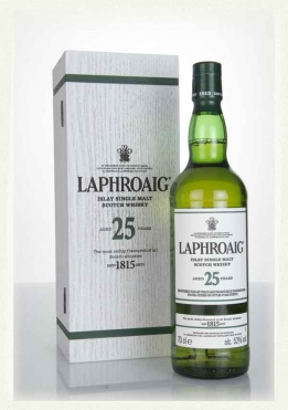 Laphraoaig 25 years - 2018