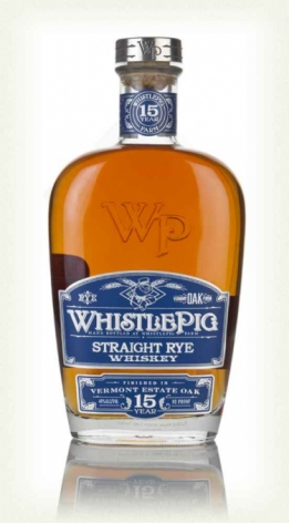 Whistlepig 15 years